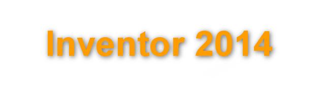 Cad Dienstleistungen Inventor 2014